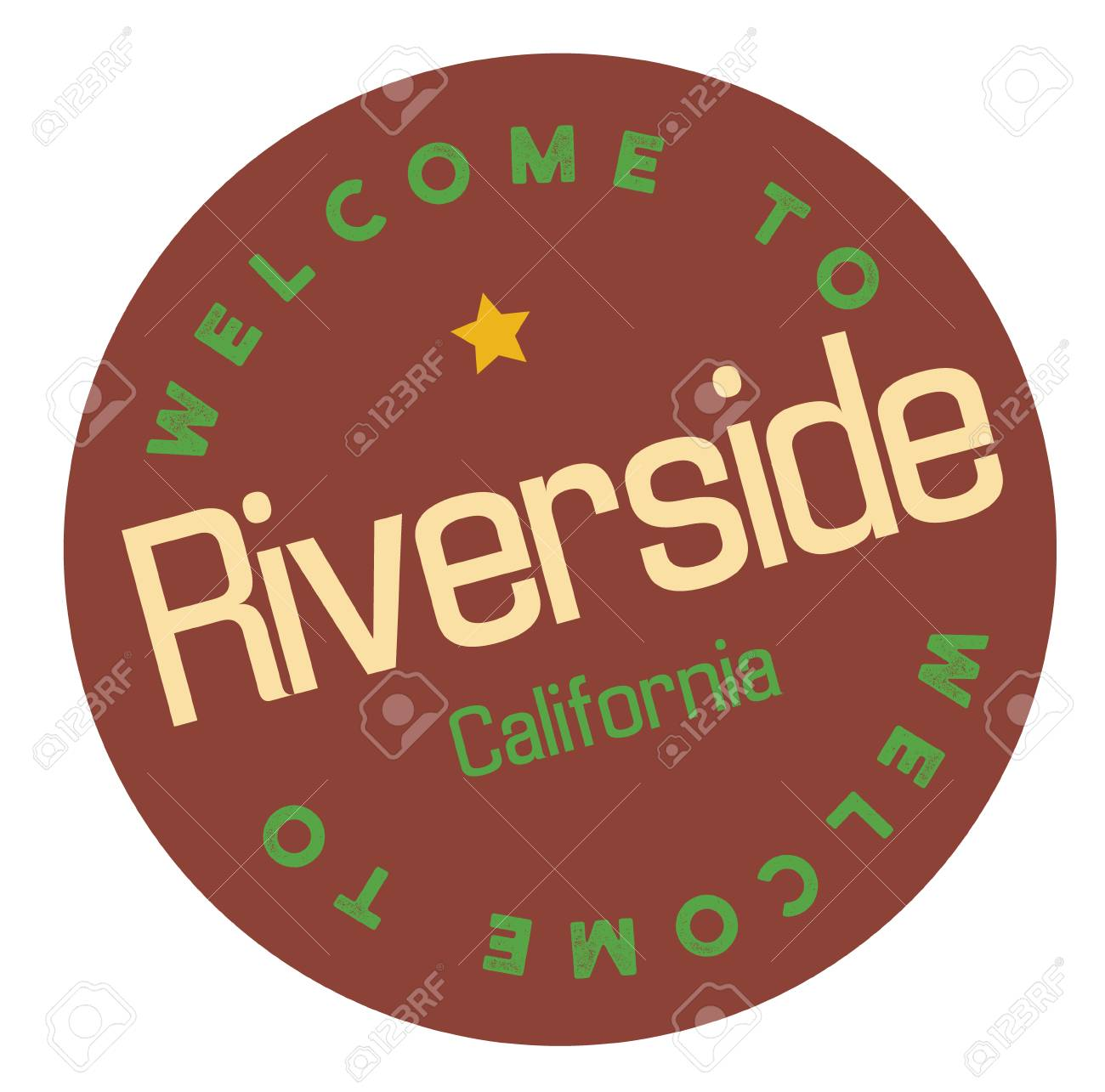 Welcome to Riverside California - 118885329