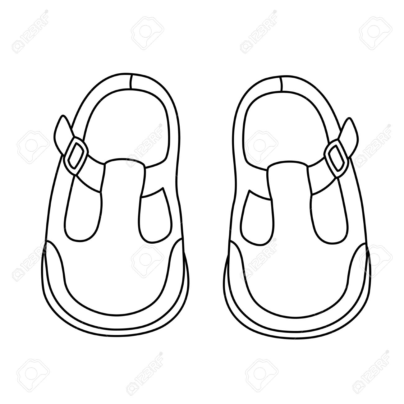 chaussures de dessin anim pour les enfants