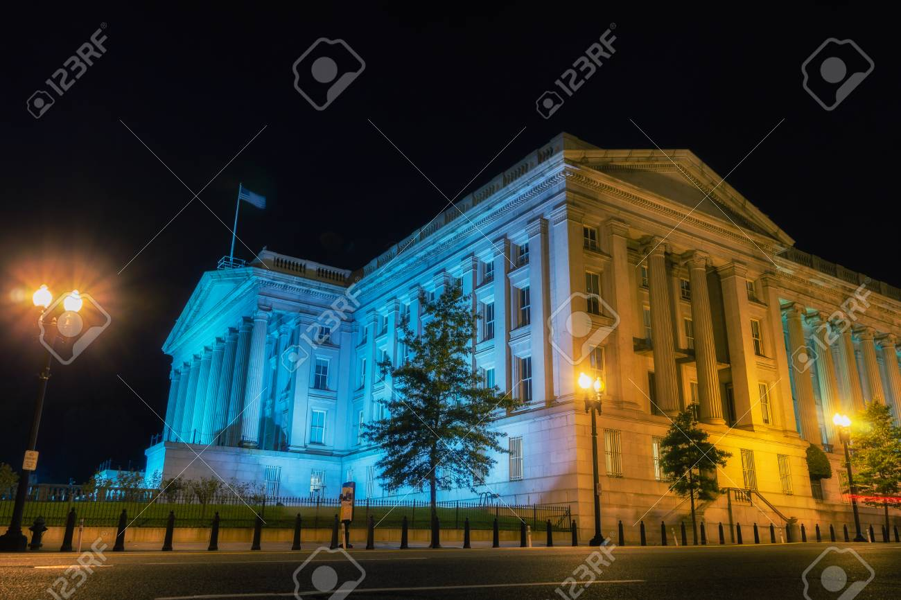 Washington Dc Usa The White House Is The Official Residence Stock Photo Picture And Royalty Free Image Image 72820302