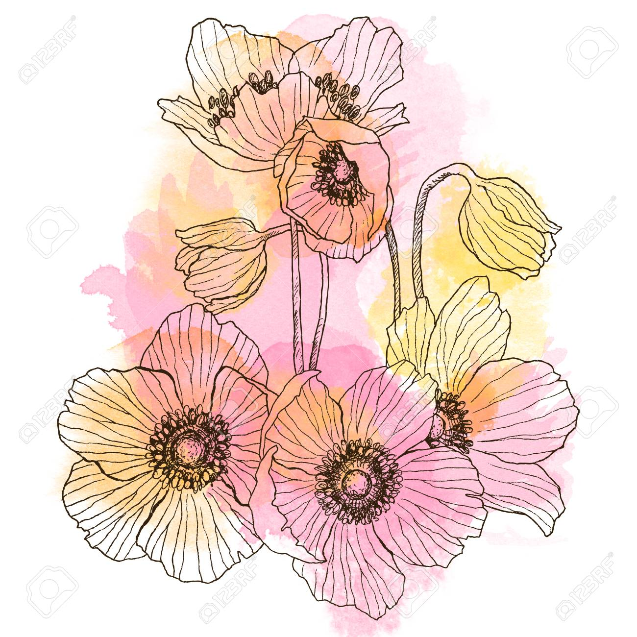 Anemone Concept Art