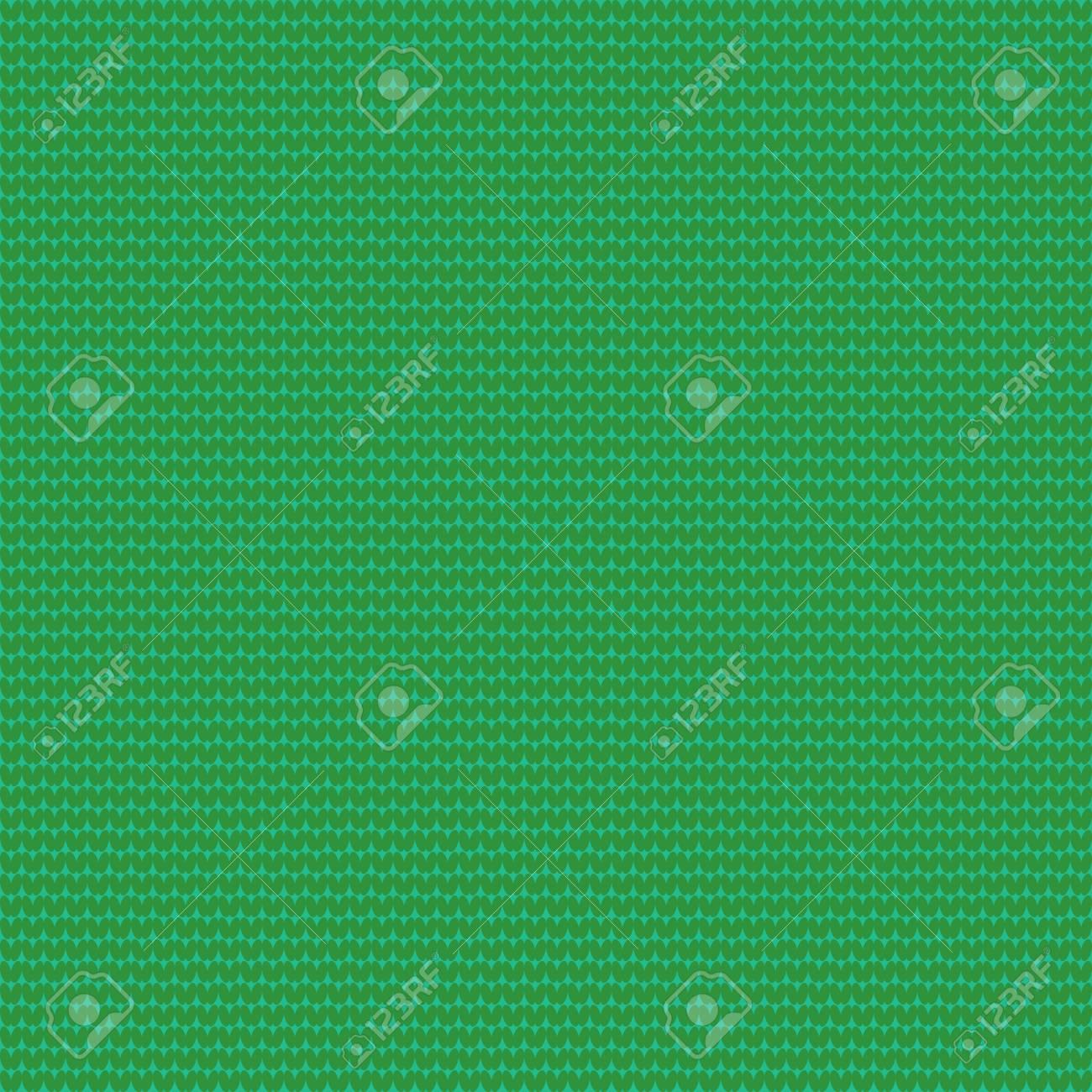 Green Tejer Textura Abstracta De Patrones Sin Fisuras. Gráfico De ...