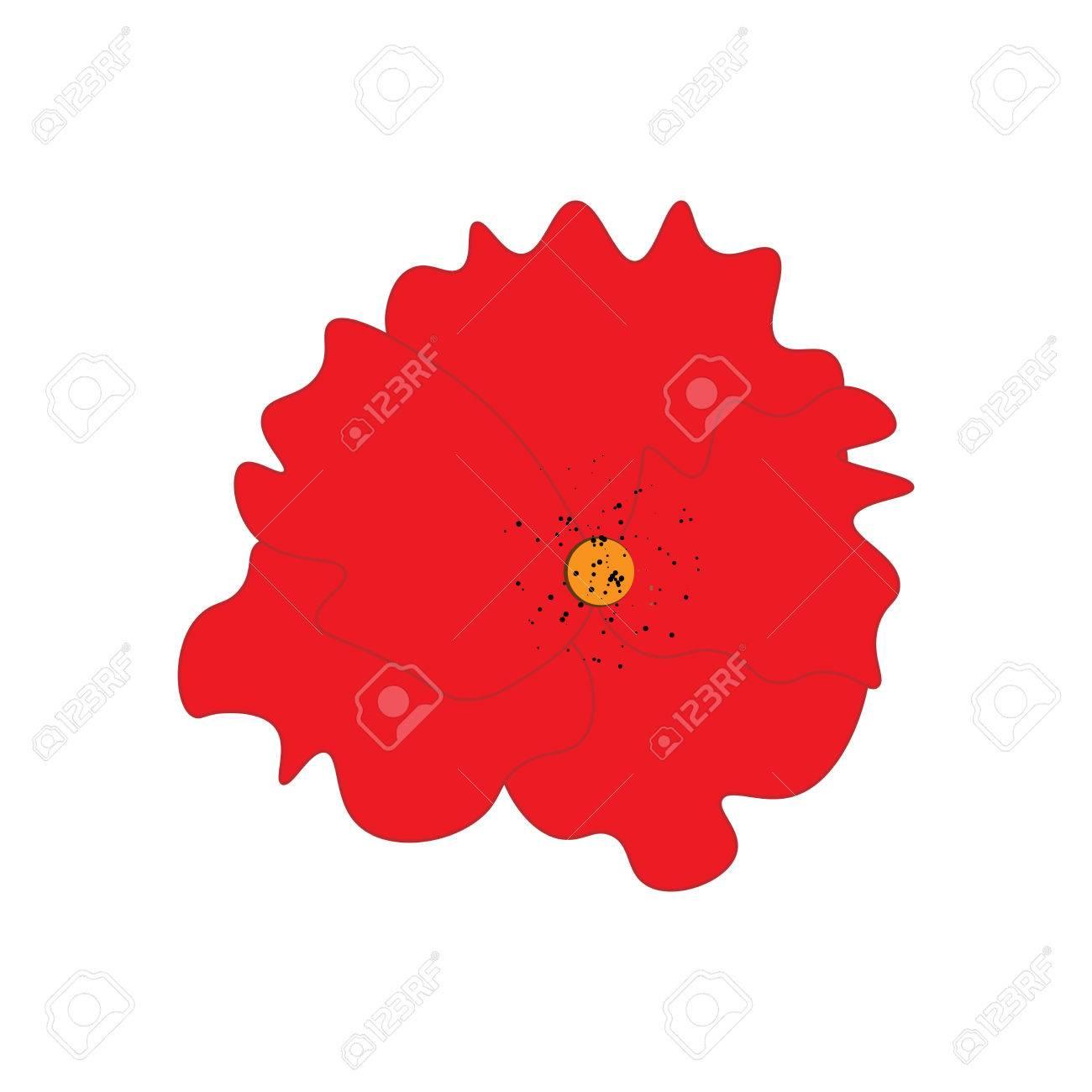 Red poppy flower sign pattern on white background fashion design red poppy flower sign pattern on white background fashion design modern spring summer mightylinksfo