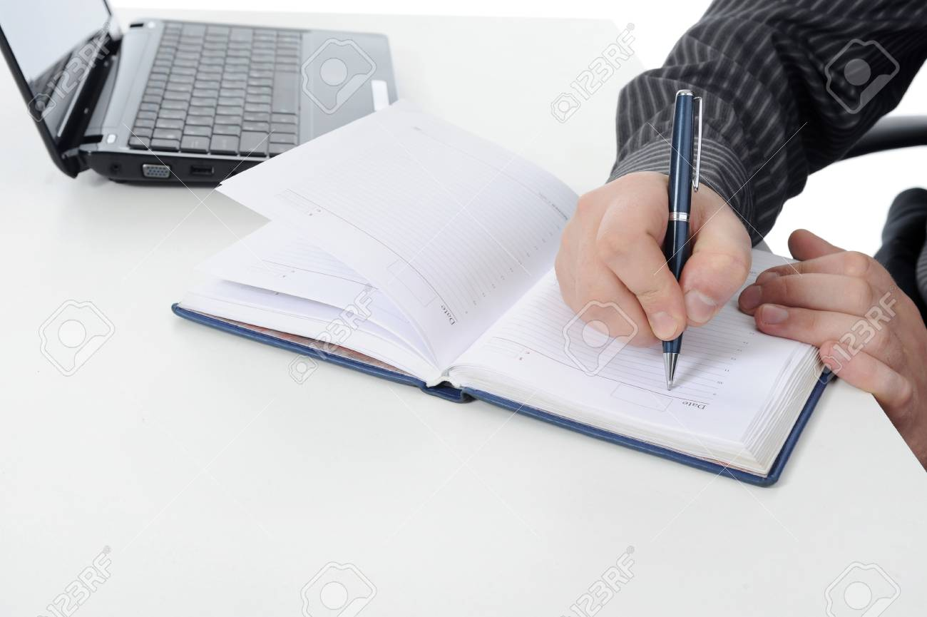 notebook Stock Photo - 8182009