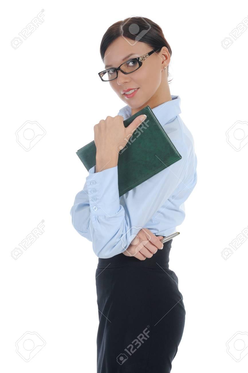 businesswoman Stock Photo - 8182245