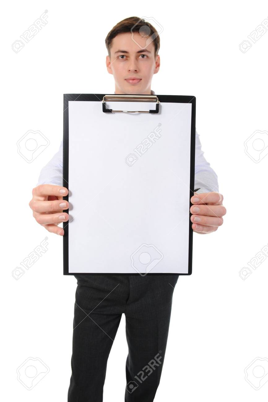 Clipboard Stock Photo - 8734980