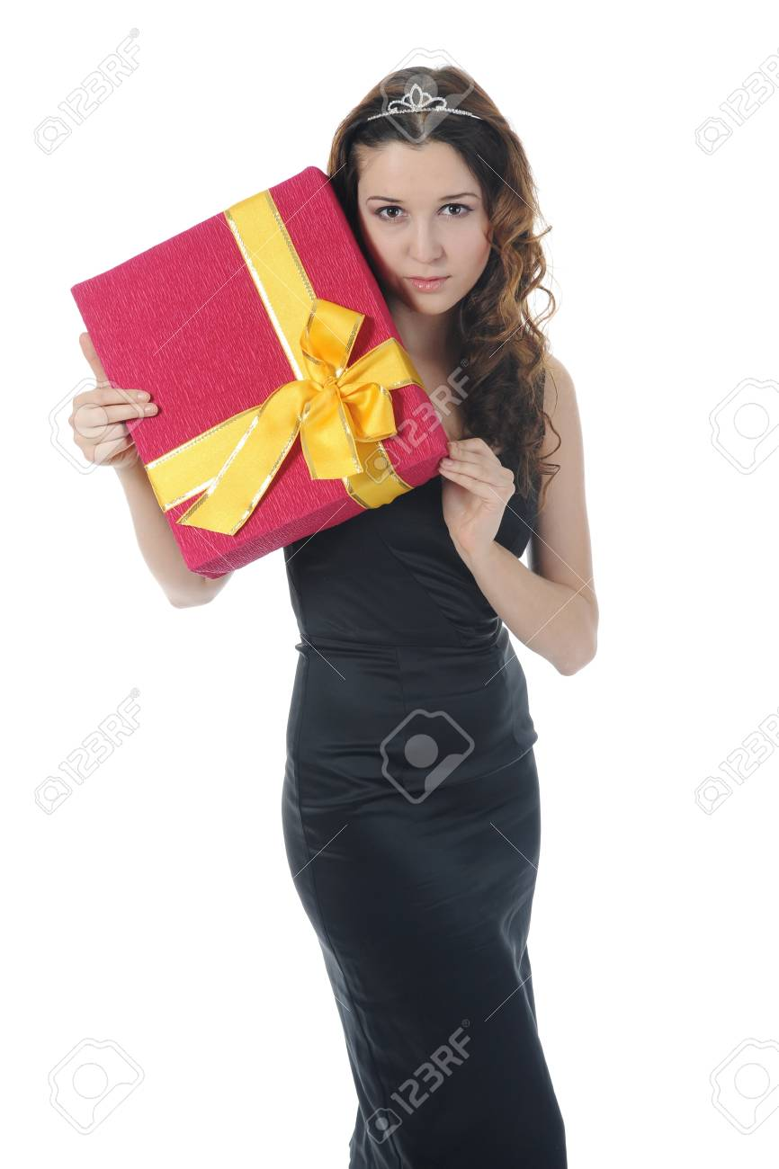 Smiling young woman Stock Photo - 8955346