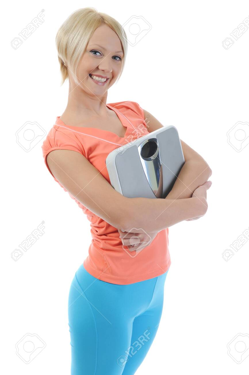 young athletic woman Stock Photo - 9125311