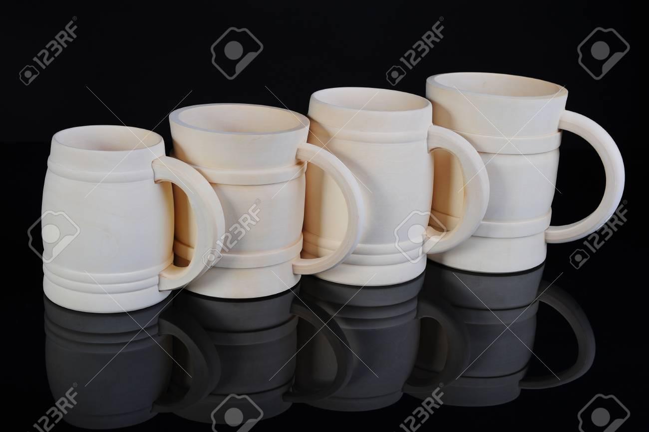 Image of a wooden beer mug Stock Photo - 9292803