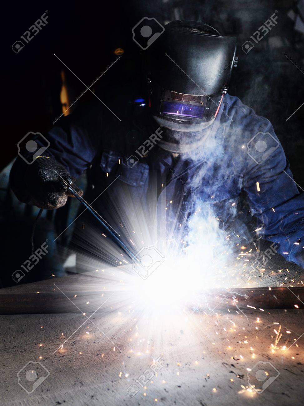 welder Stock Photo - 11343046