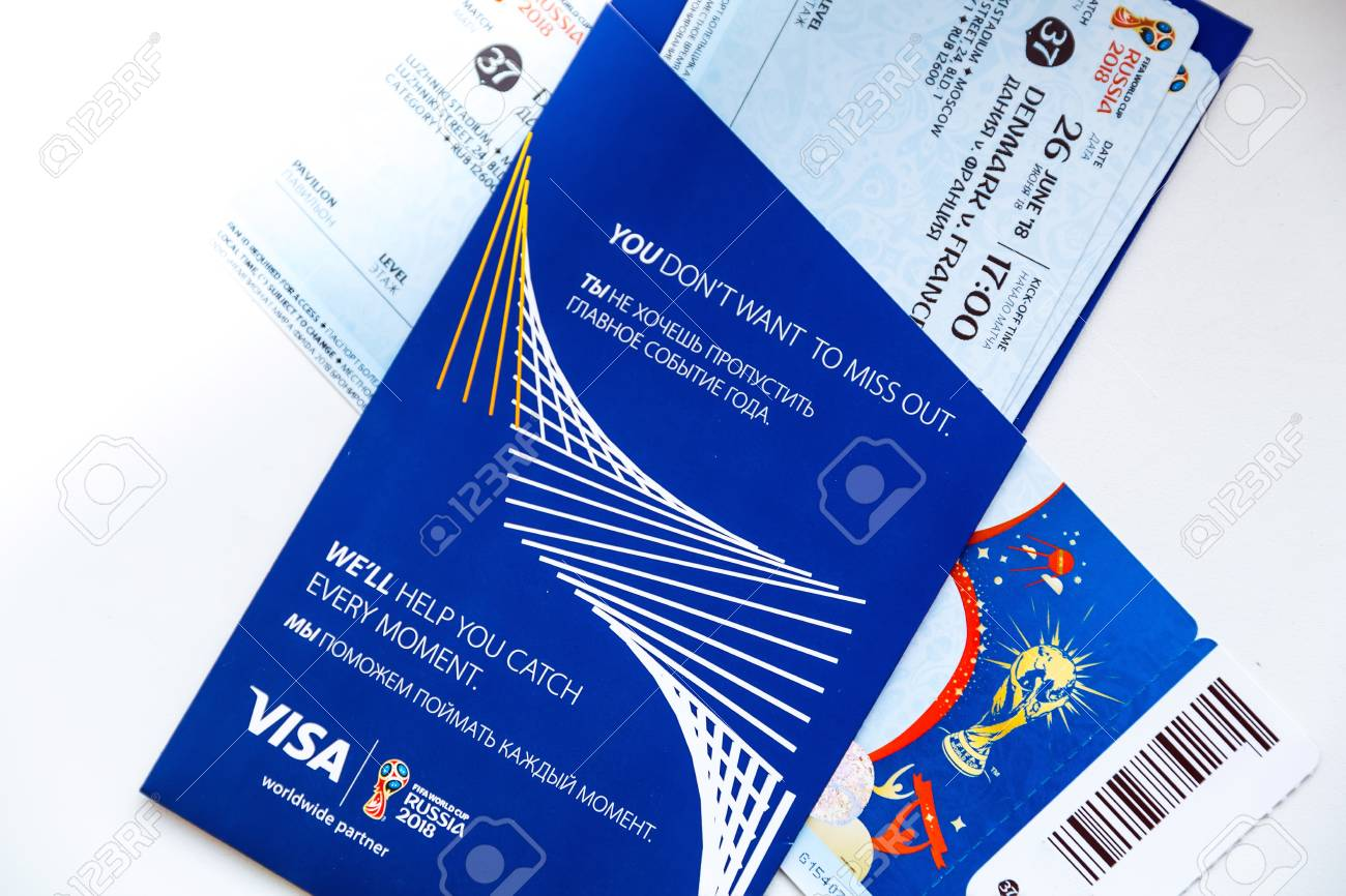 Visa centers of France in Moscow
