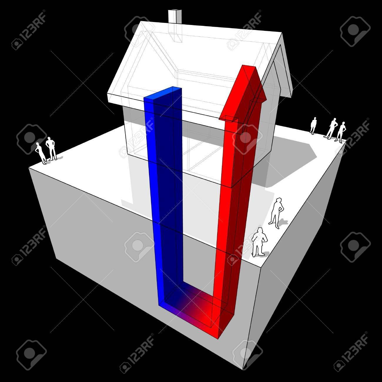 Geothermal Heat Pump Wiring Diagram Trusted Diagrams 3 Ton Illustration Schematics Trane Air Conditioner