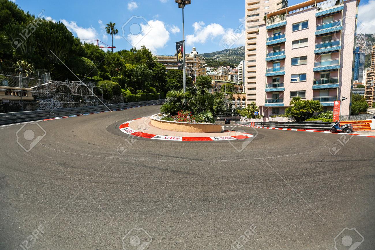 Circuito Monaco : Monte carlo monaco giugno circuit de monaco è un