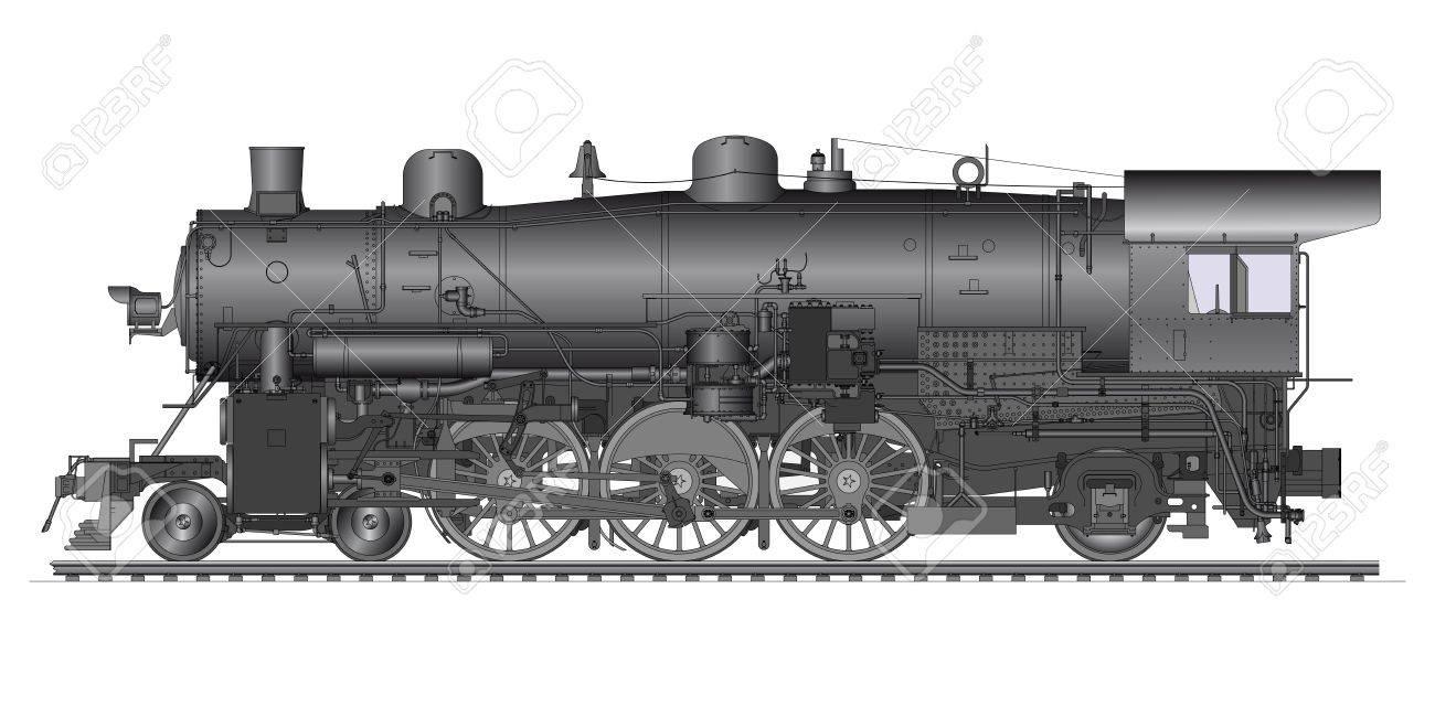 Old Locomotive - 19986895