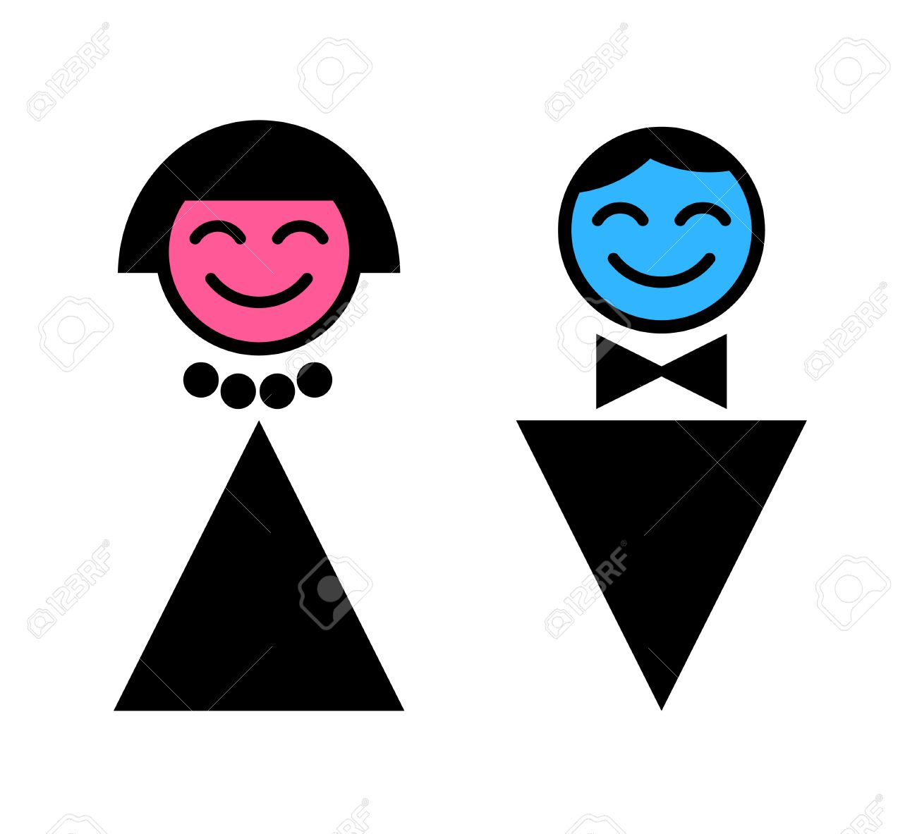 Bathroom Sign Man And Woman 24,761 restroom sign cliparts, stock vector and royalty free