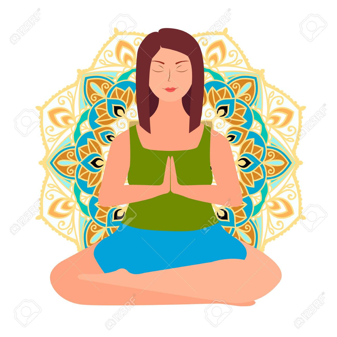 Image result for plus size meditation