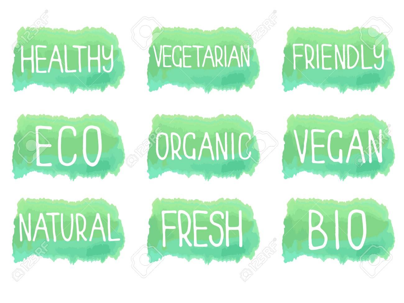 Eco Organic Bio Fresh Natural Vegan Vegetarian Gluten