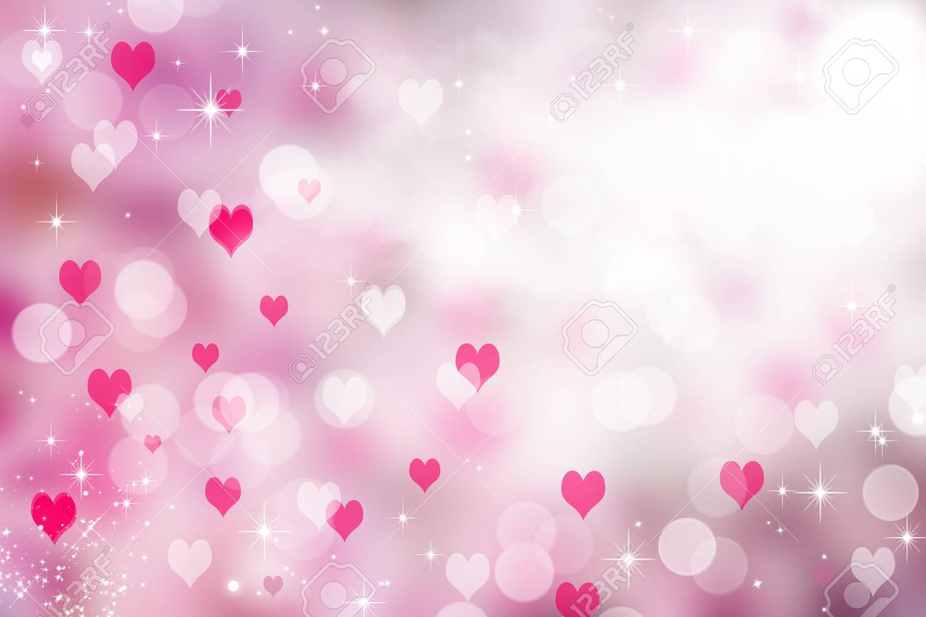 Love Background Heart Valentine Pink Abstract Day Holiday Stock Photo Picture And Royalty Free Image Image 92170598