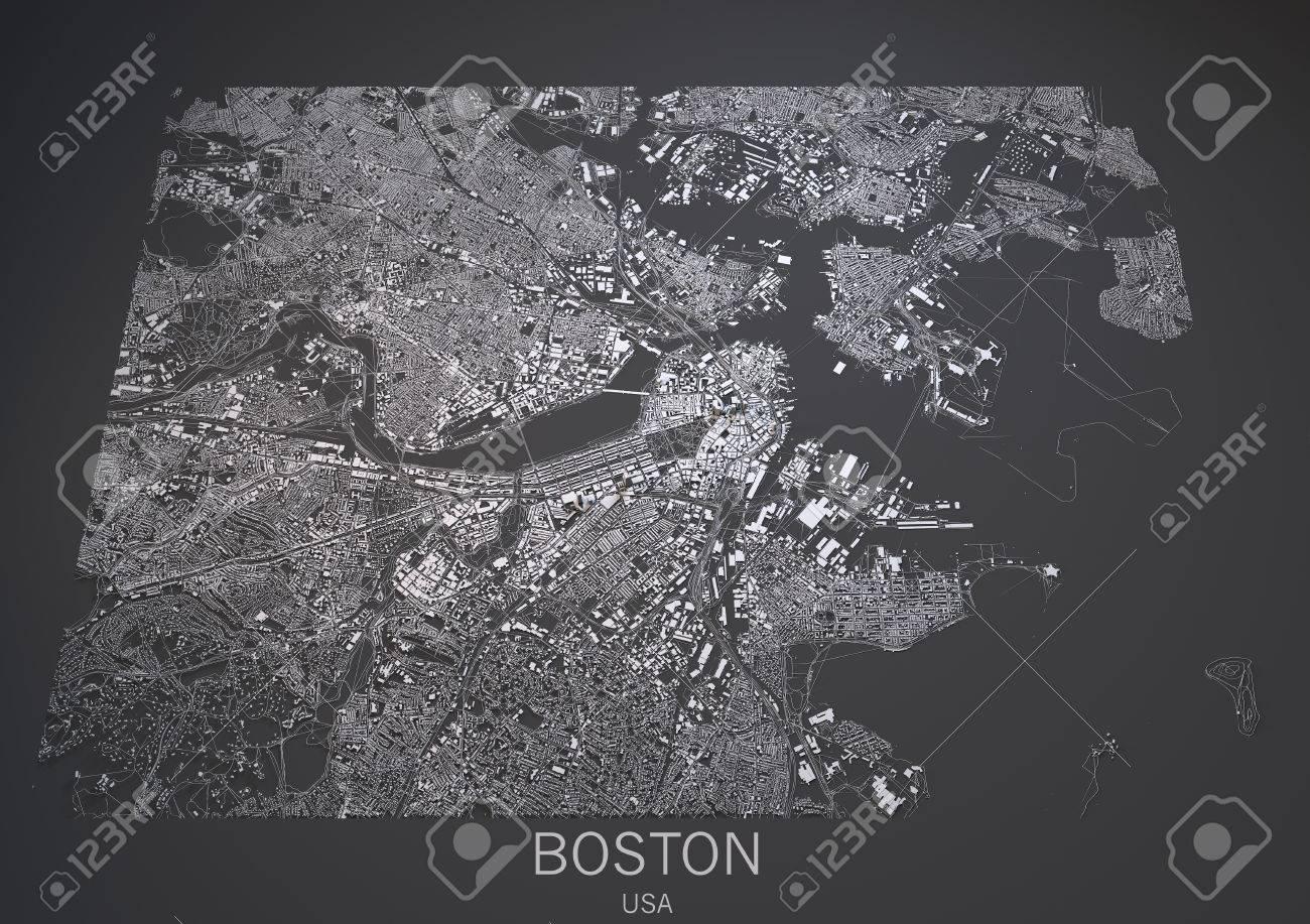 Us Map Boston Globalinterco - Boston us map