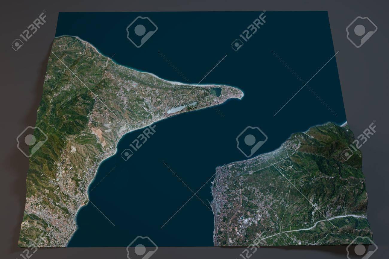 Cartina Sicilia Satellite.Immagini Stock Stretto Di Messina Immagine Satellitare Sicilia E Calabria Italia Elemento Di Questa Immagine E Fornita Dalla Nasa Image 57170405
