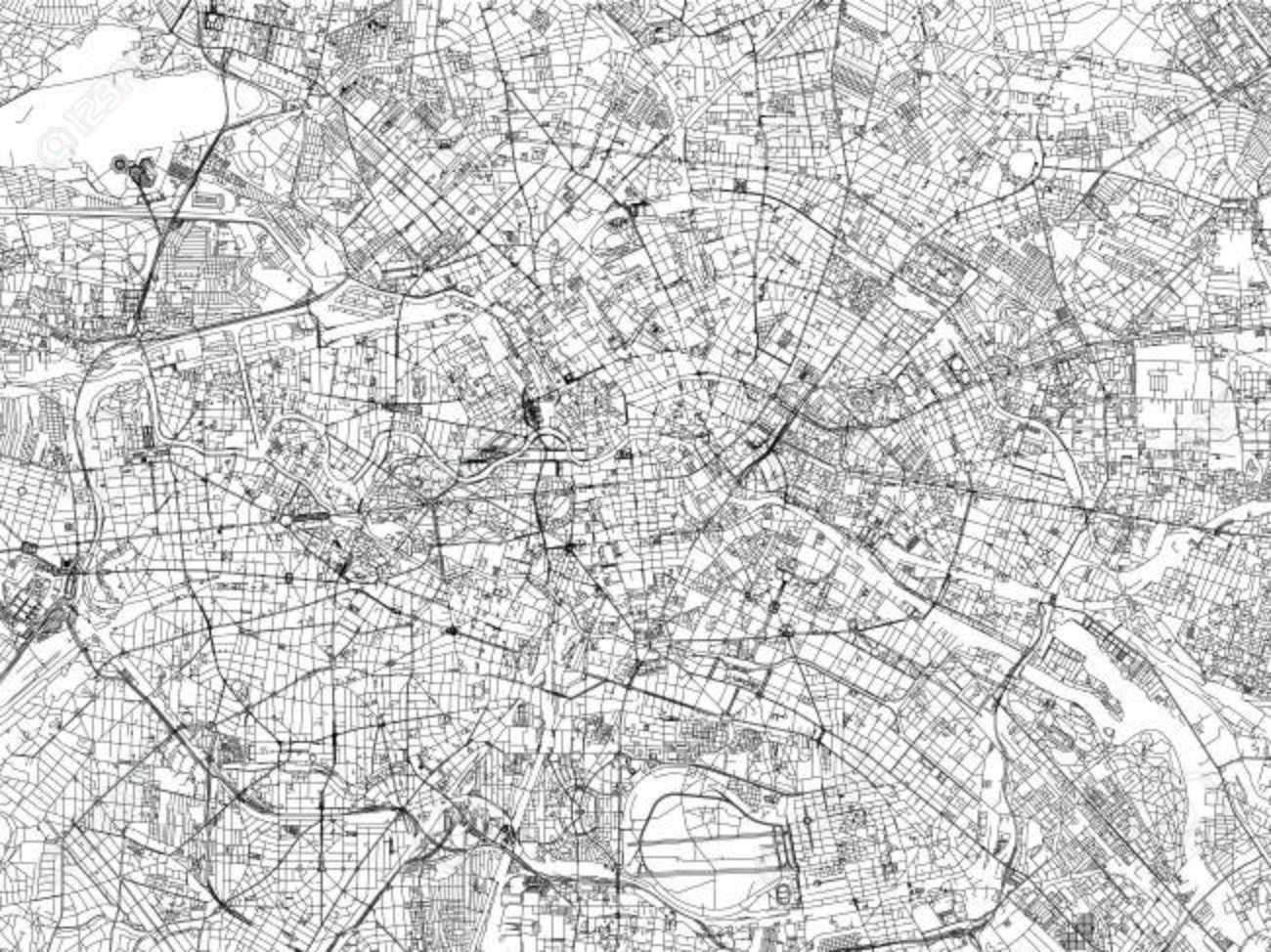 Berlin map, cities, streets, Germany, satellite view on map of luxembourg cities, map of europe, map of swiss cities, map of french riviera cities, map of spain with cities, map of kosovo cities, map of rome cities, map of san diego area cities, map of democratic republic of congo cities, east germany map with cities, map of western mass cities, map of guyana cities, map of the carolinas cities, map of s korea cities, map of west african cities, map of mid atlantic cities, map of oceania cities, map of new brunswick canada cities, map of ireland cities, map of boston area cities,