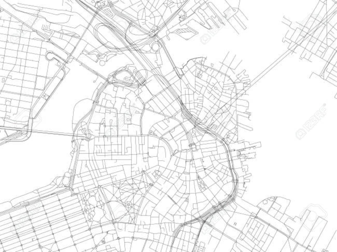 Cartina Autostradale Della Lombardia.Vettoriale Strade Di Boston Mappa Della Citta Massachusetts Stati Uniti Cartina Stradale Image 90438481