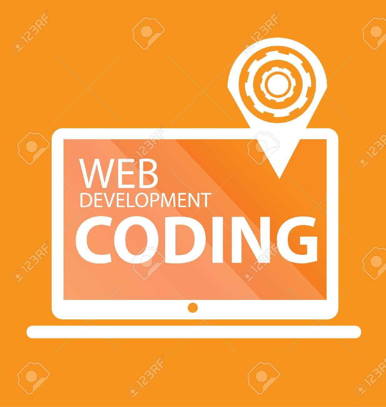 Web Development concept Stock Vector - 25529223