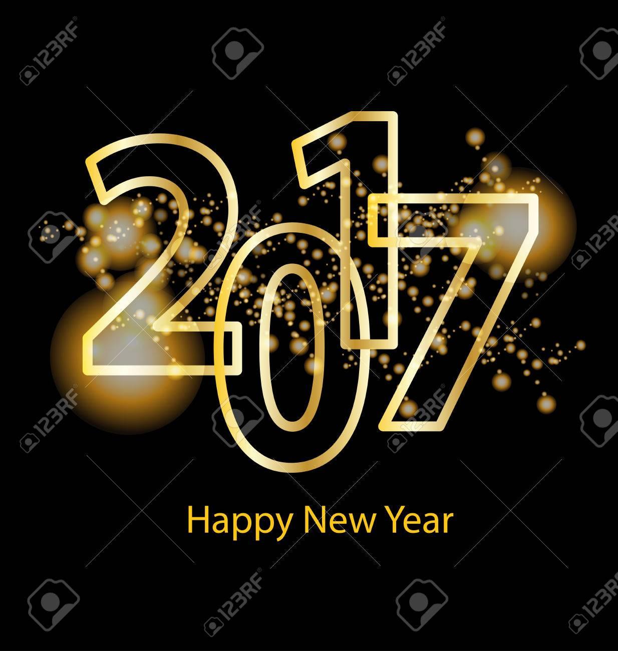 Happy new year 2017 - 63558423