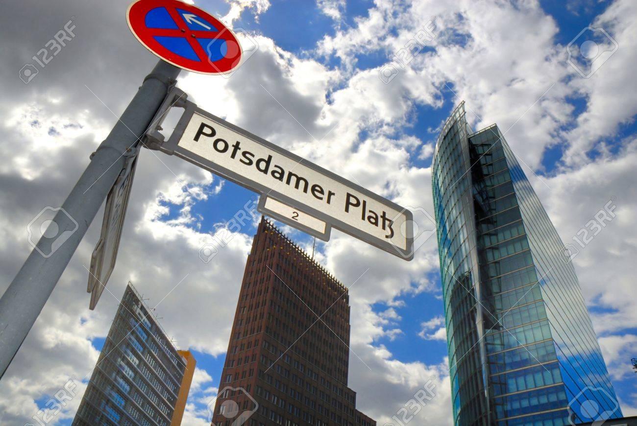 Potsdamer Platz in Berlin - 3801511
