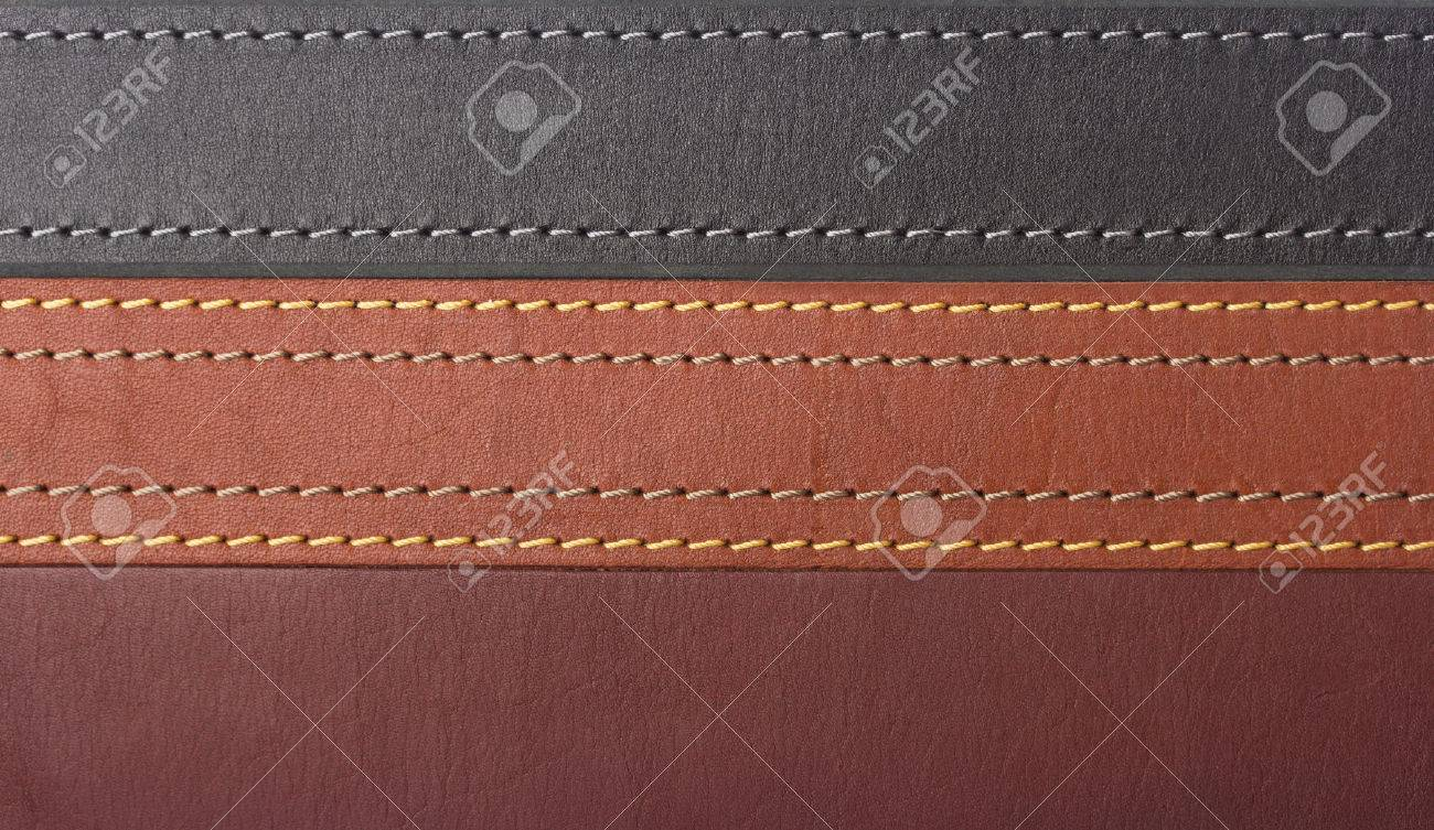 The texture leather straps - 41226331