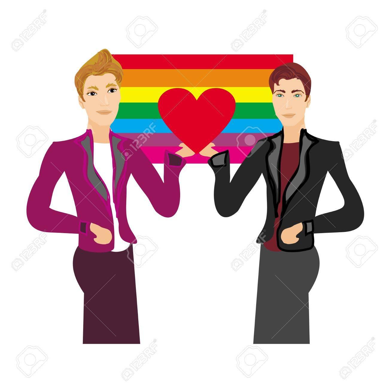 Gay Couple - 14488493