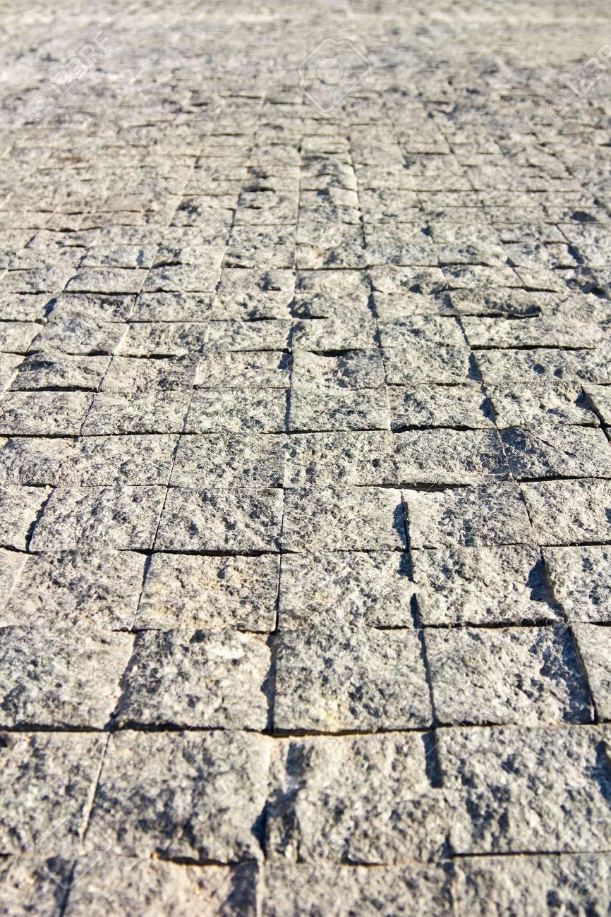 Close Up Aussen Sand Textur Bodenfliesen Lizenzfreie Fotos Bilder