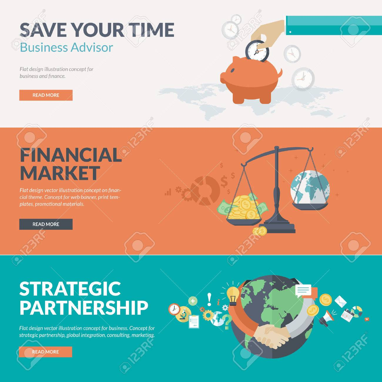 advisor stock vector illustration and royalty advisor advisor flat design vector illustration concepts for business finance business advisor consulting