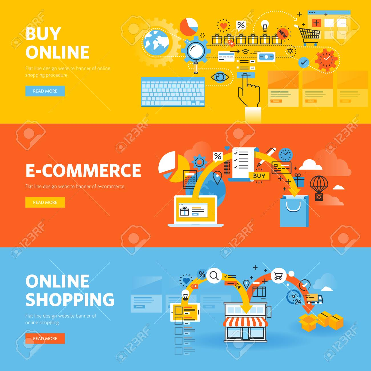 Ecommerce Marketing Banners Cheap Banners