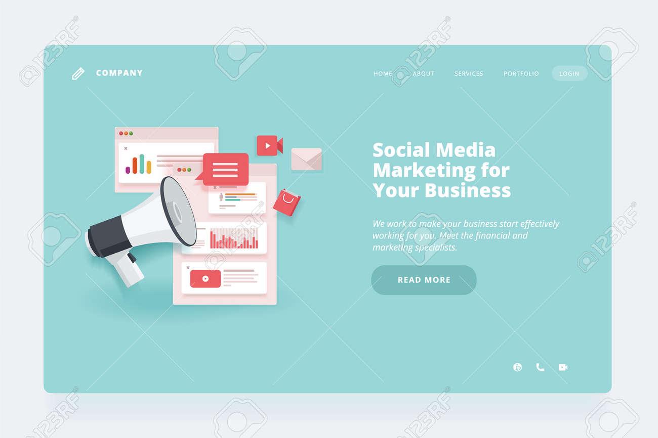 Web design template. - 168683943