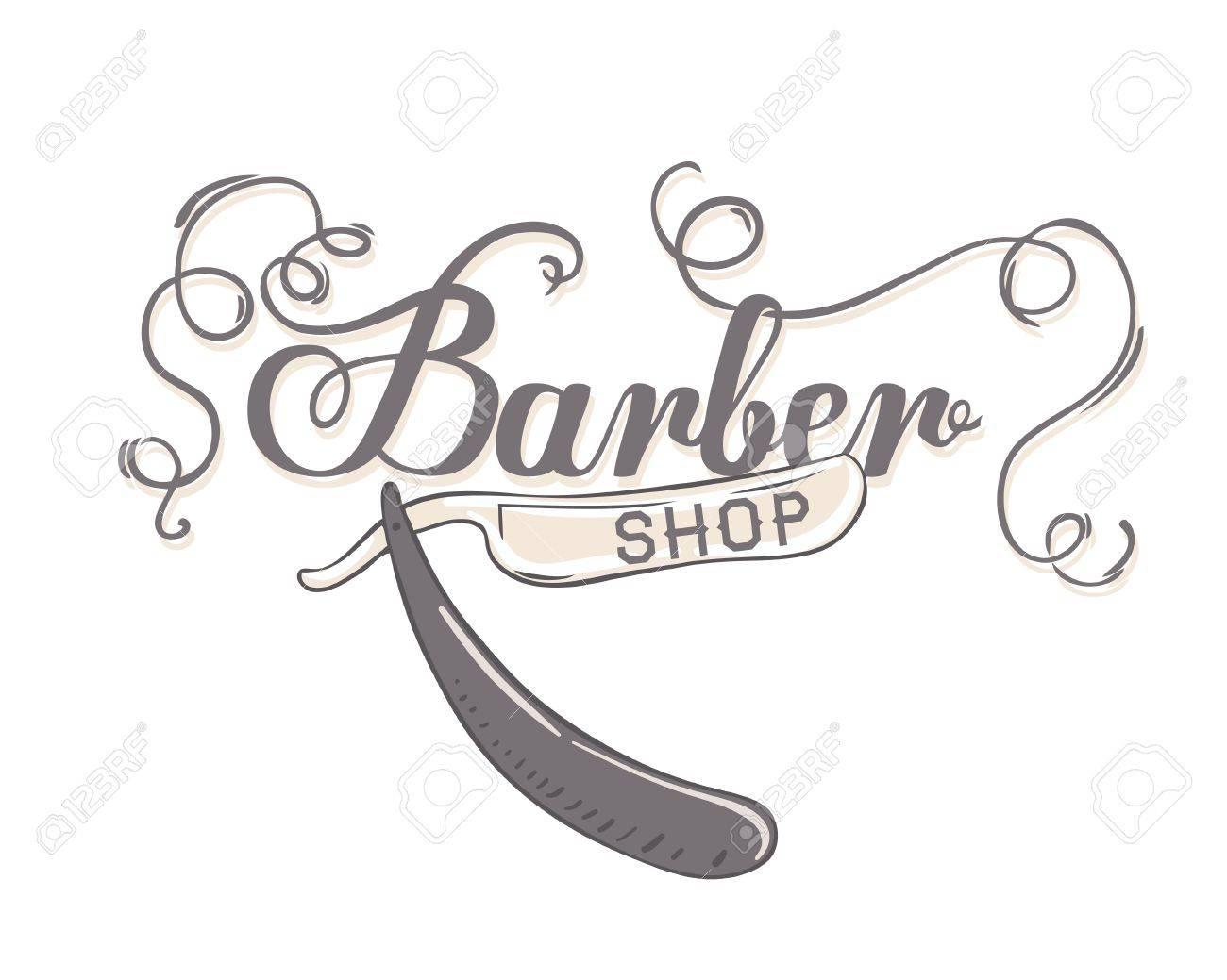 Hipster barber shop business card design template vector hipster barber shop business card design template vector illustration stock vector 43448274 accmission Gallery