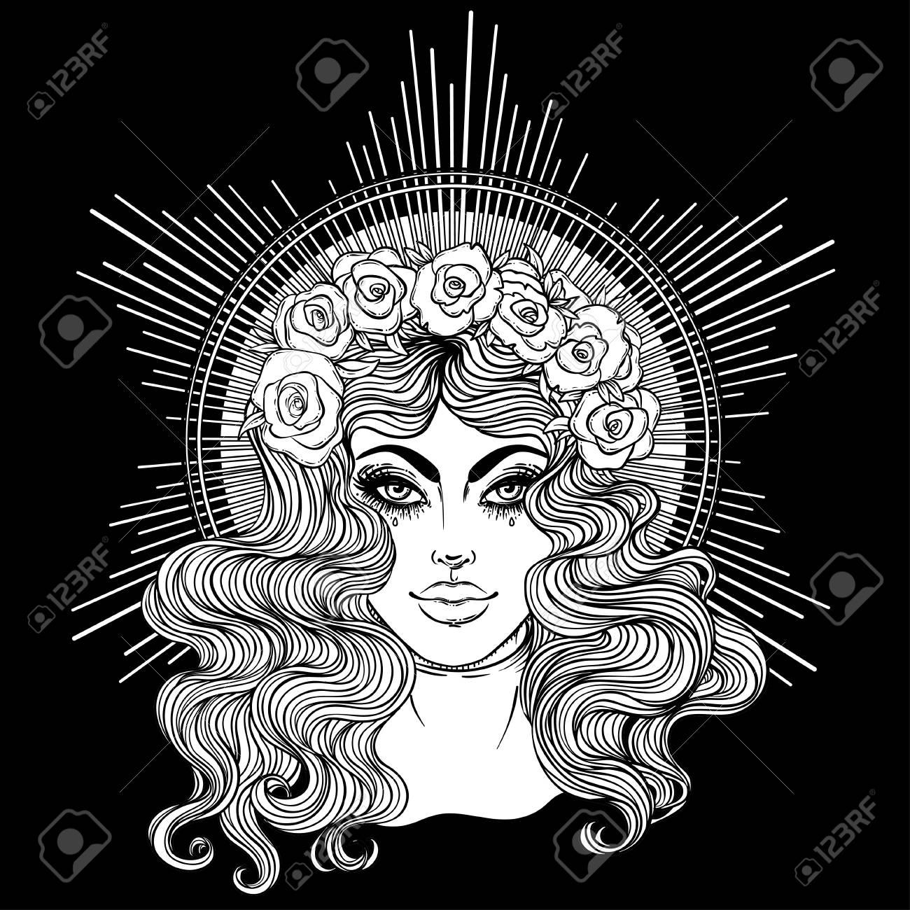 Madonna Senora Del Dolor Devocion Al Corazon Inmaculado De La