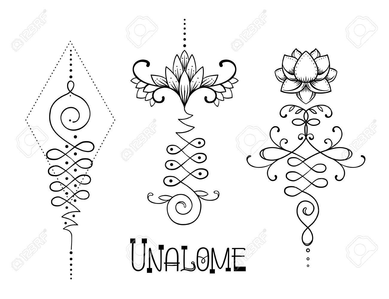 Lotus Y Geometría Sagrada Unamole Hindú Símbolo De La Sabiduría Y