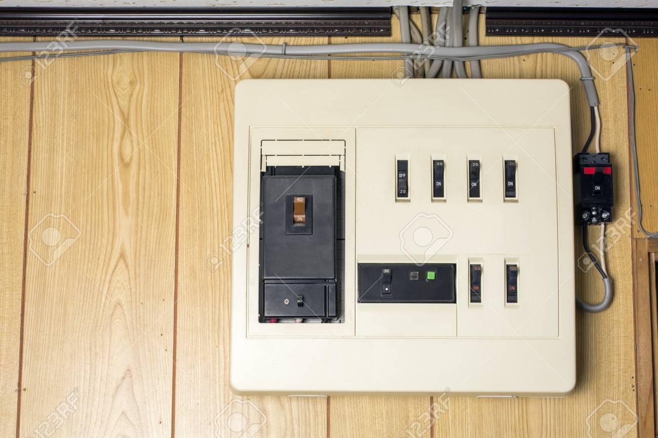 Amazing Residential Distribution Board Of Main Capacity Up To 40 Ampere Wiring 101 Ziduromitwellnesstrialsorg