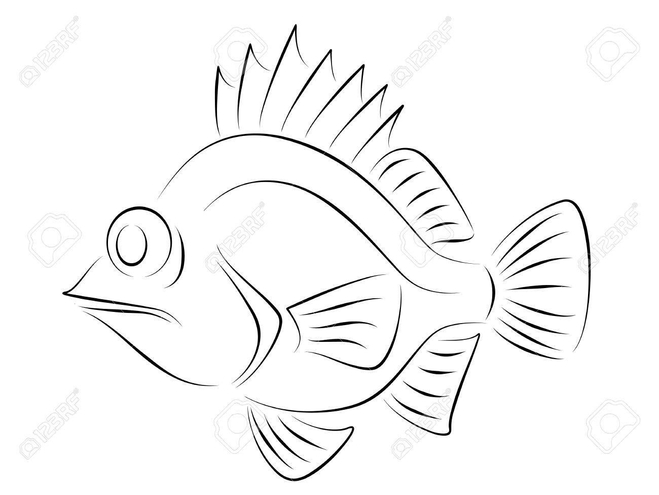 fish Stock Vector - 7678565