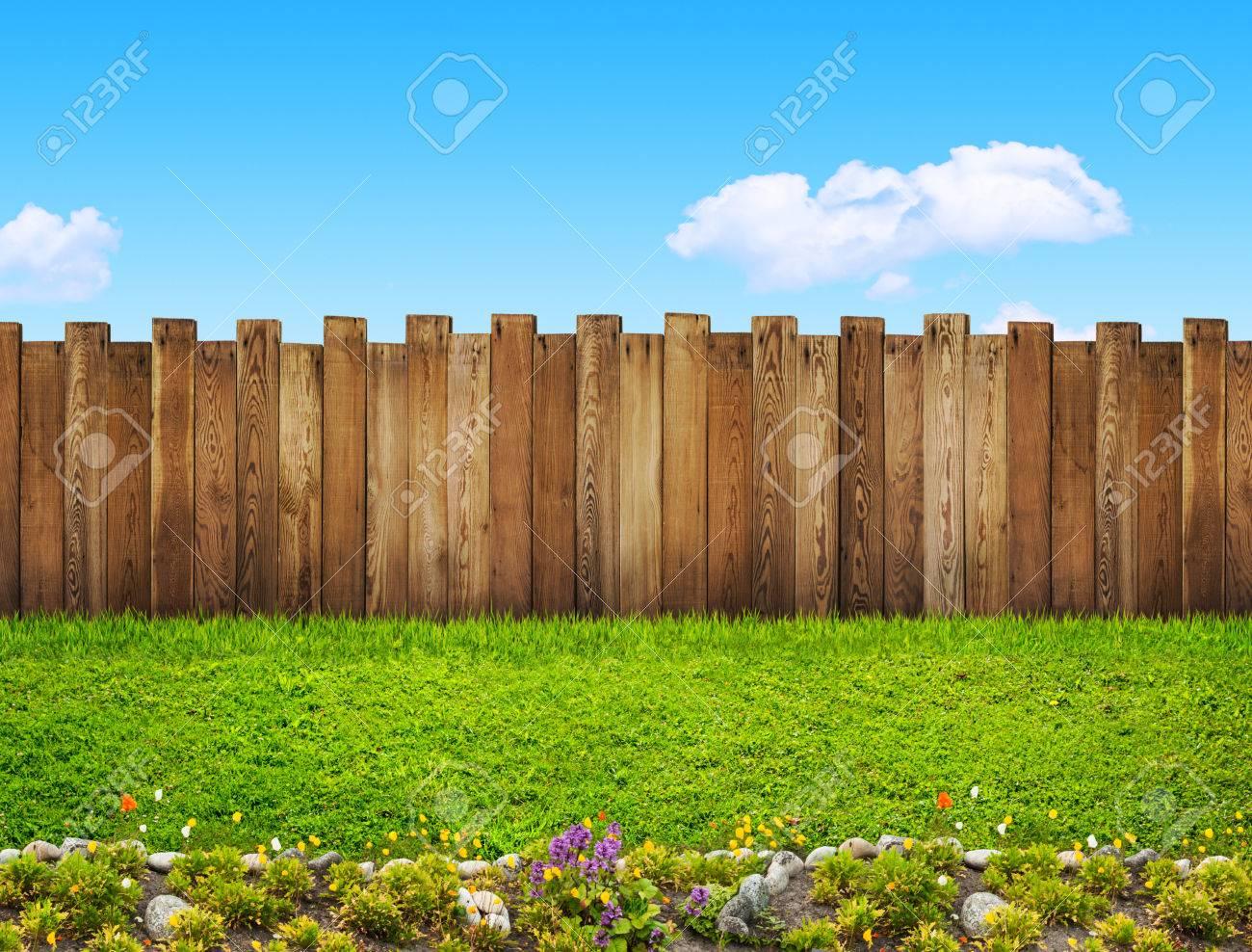 garden fence - 60089779