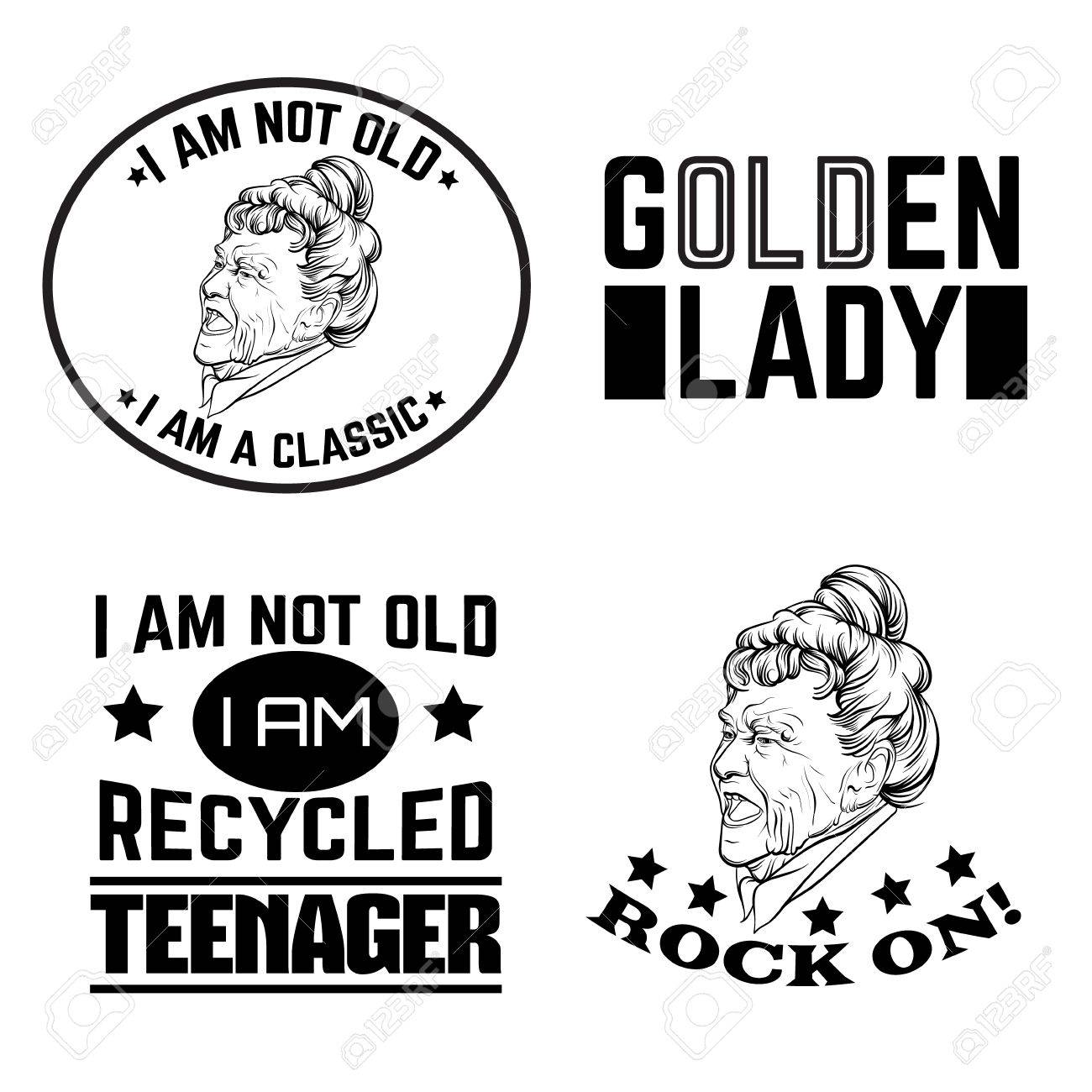 Golden quotes classics about old age