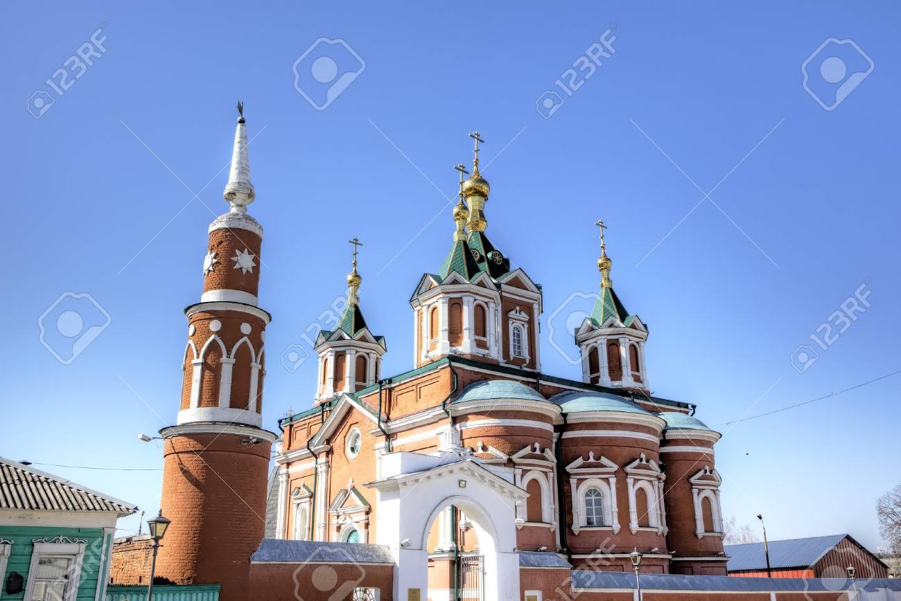 Sights of Kolomna. Monasteries and churches of Kolomna 21