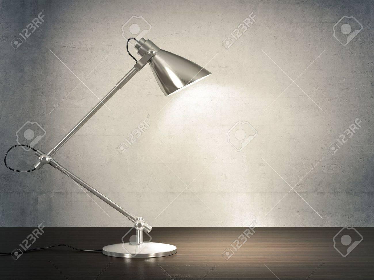 Lampes de bureau pour enfants matériel de base bois manufacturé