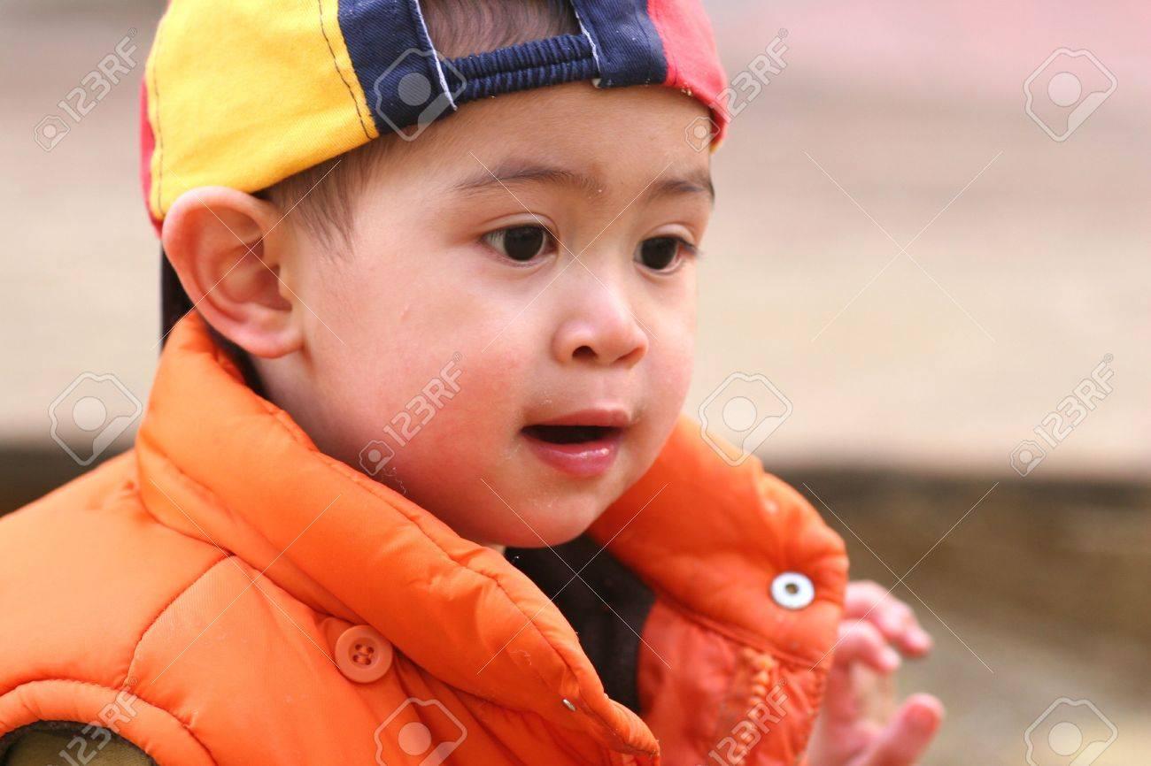 asian boy Stock Photo - 468596