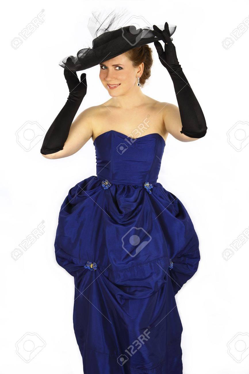 Black dress up gloves - Zaza Bridal Shiny Stretch Satin Dress Gloves Opera Length One Size Fits Most Black At Women