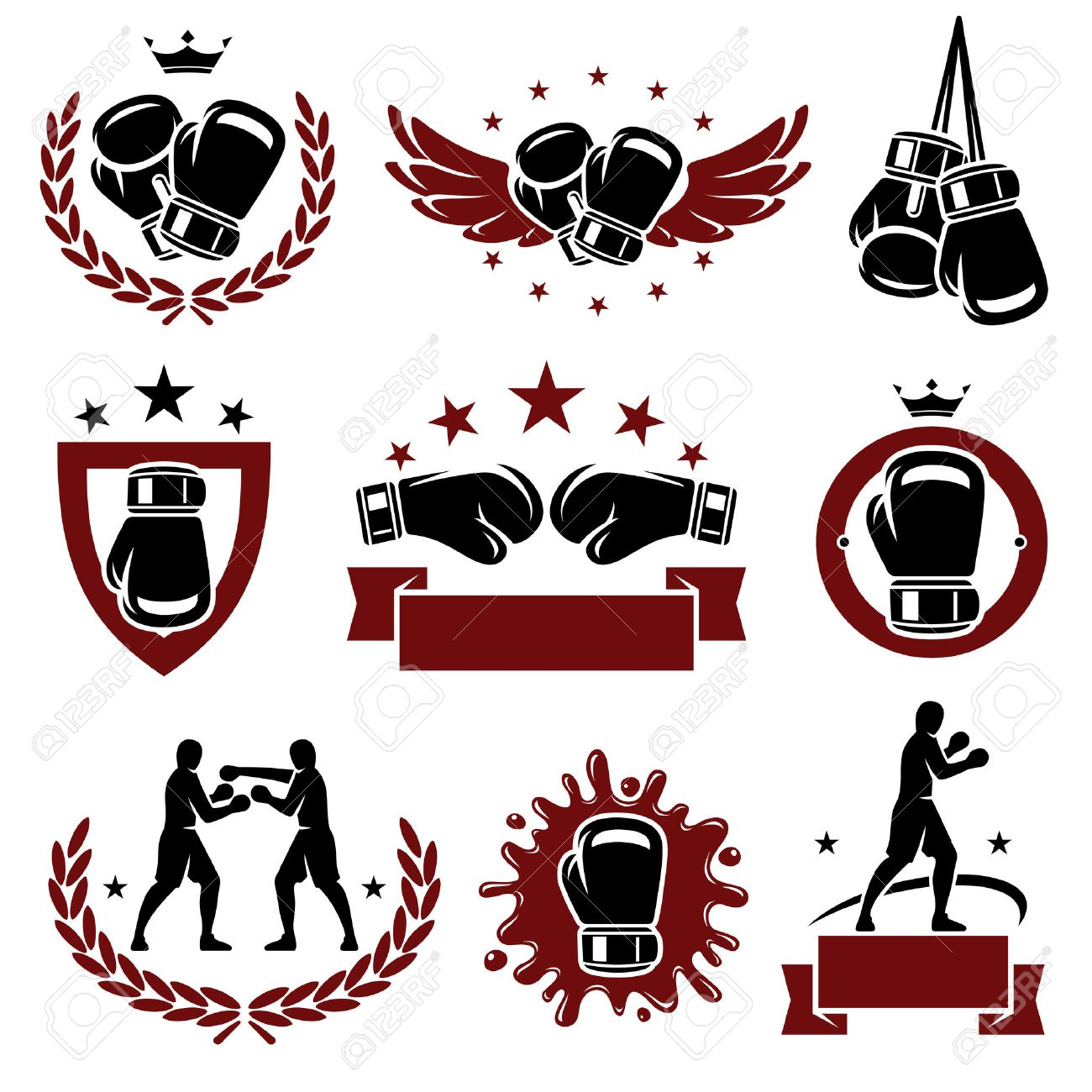 Boxing Boxing Labels