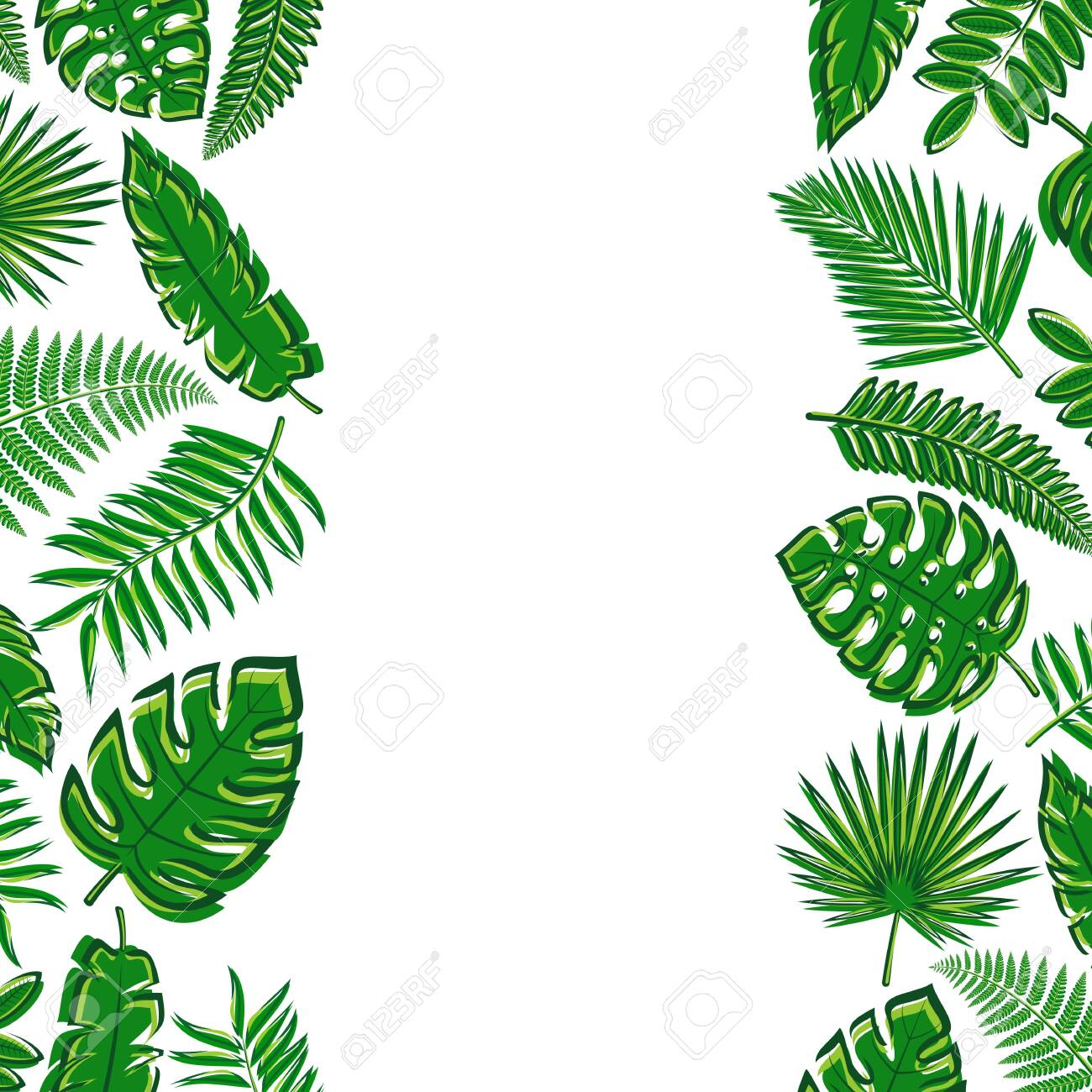 Tropical Leaves Background Collection Icon Tropical Leaves Royalty Free Cliparts Vectors And Stock Illustration Image 129002778 Скачайте векторную иллюстрацию vector tropical leaves and flowers icon set isolated on transparency grid background palm banana leaf hibiscus and plumeria flowers jungle. tropical leaves background collection icon tropical leaves
