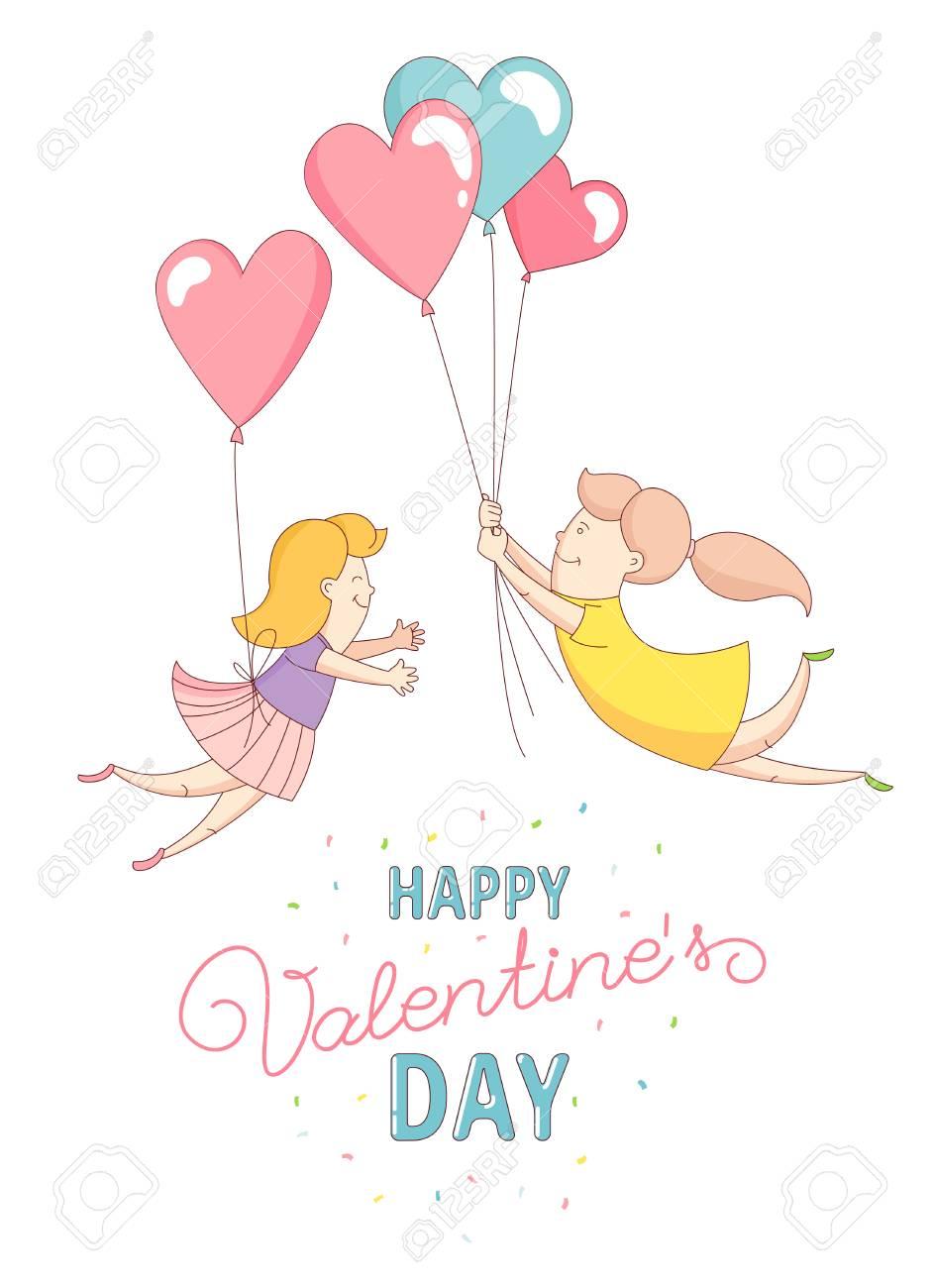 Gratulieren zum valentinstag
