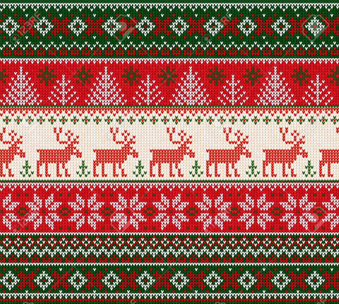 Ugly Sweater Merry Christmas Happy New Year Vector Illustration Royalty Free Cliparts Vectors And Stock Illustration Image 127716616