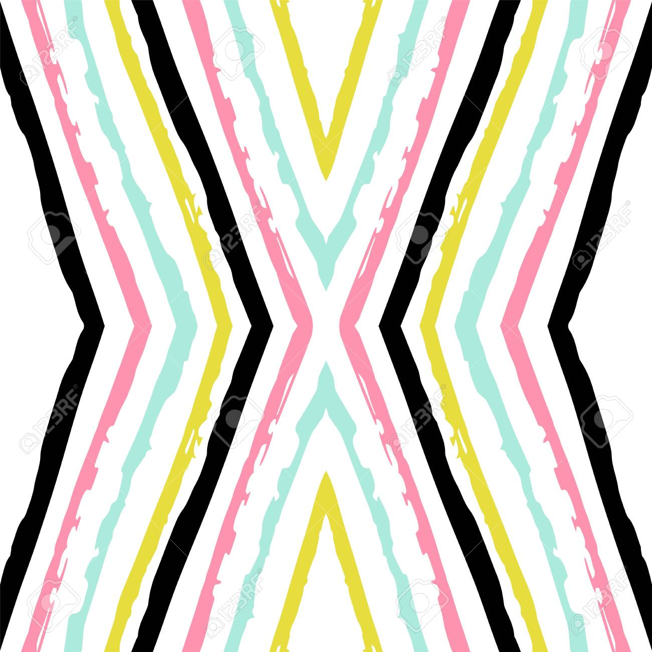 pink stylish strip vector seamless pattern graphic stripe mexican royalty free cliparts vectors and stock illustration image 135486262 123rf com